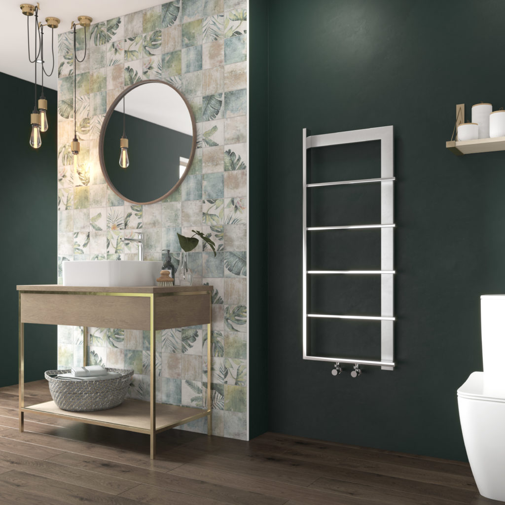 Lecco Stainless Steel radiator