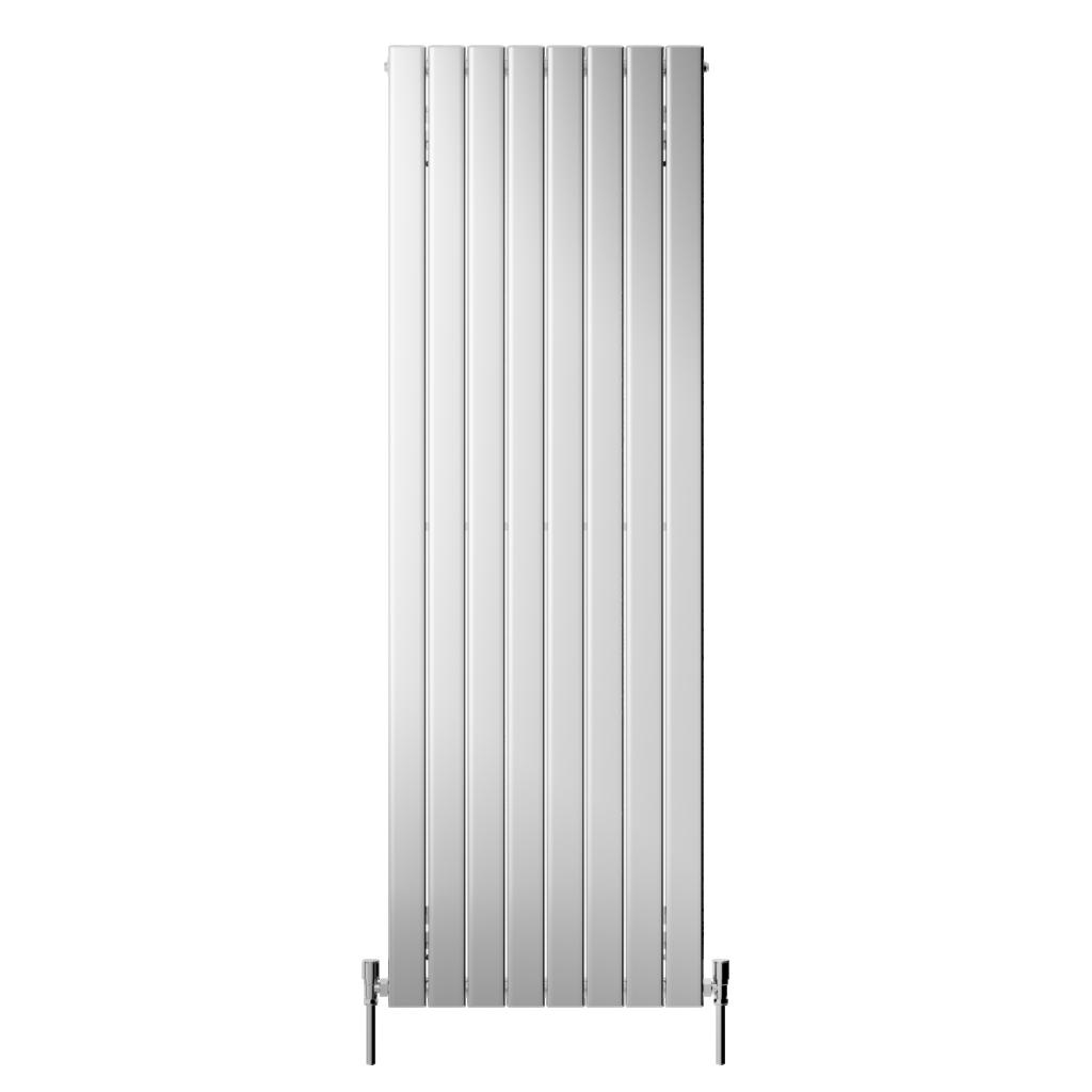 Concord Vertical Chrome straight radiator