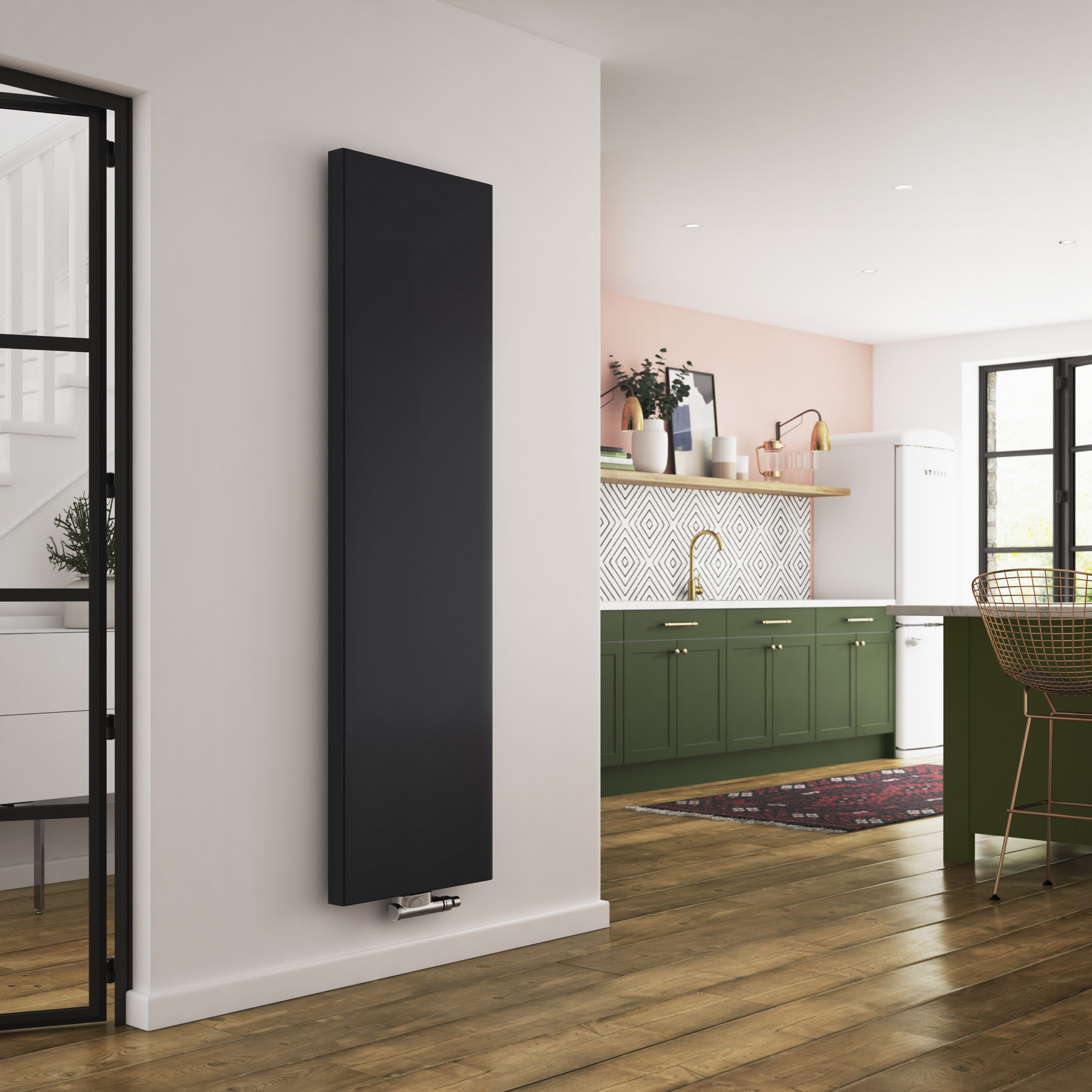 Vita Plan Vertical Concept Radiators