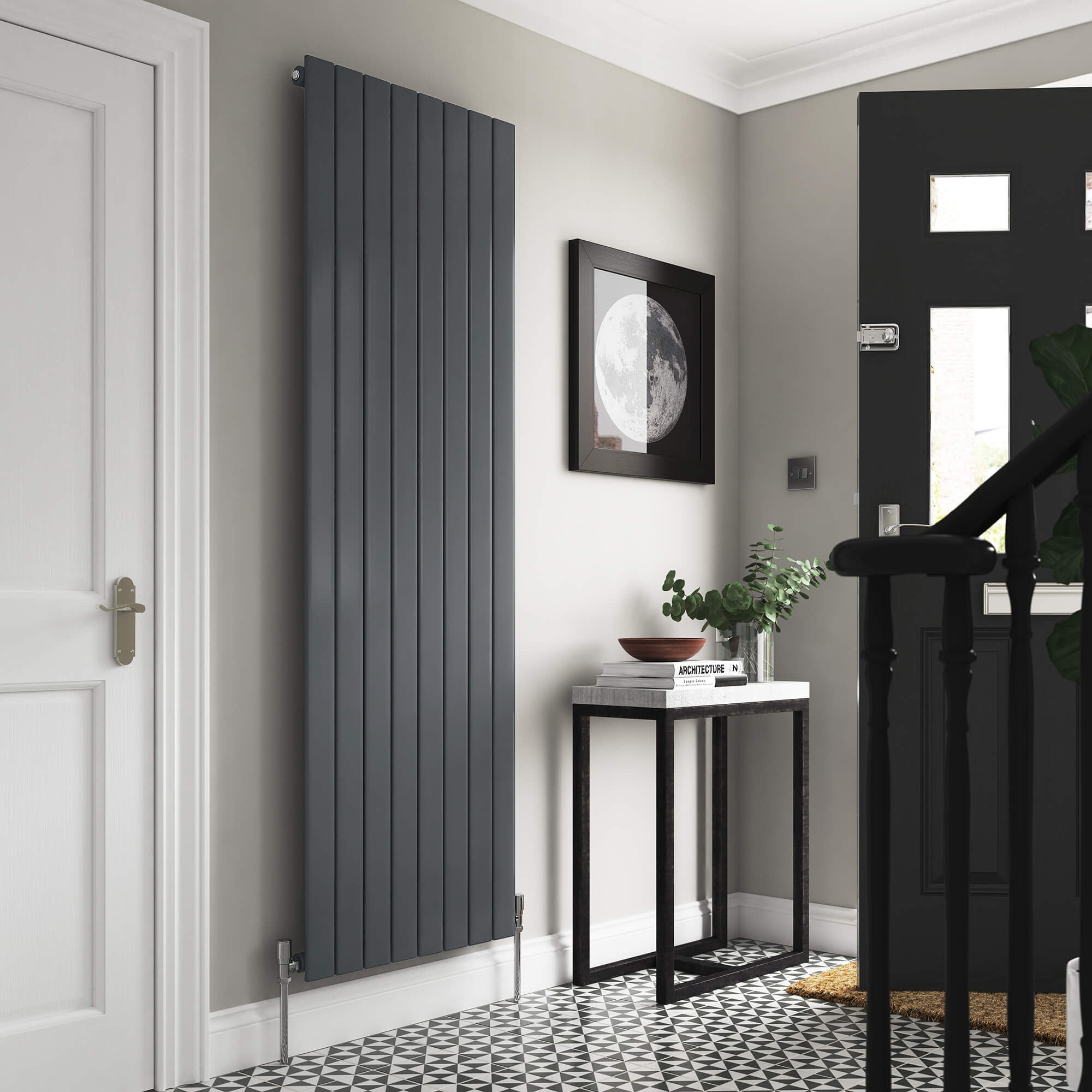 Softline Concord Vertical Concept Radiators
