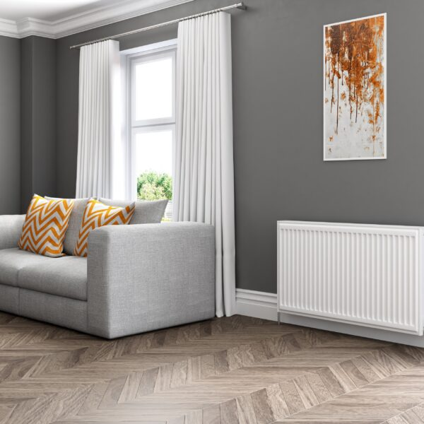 Stelrad's best selling Compact radiator range