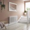 Column Horizontal radiator