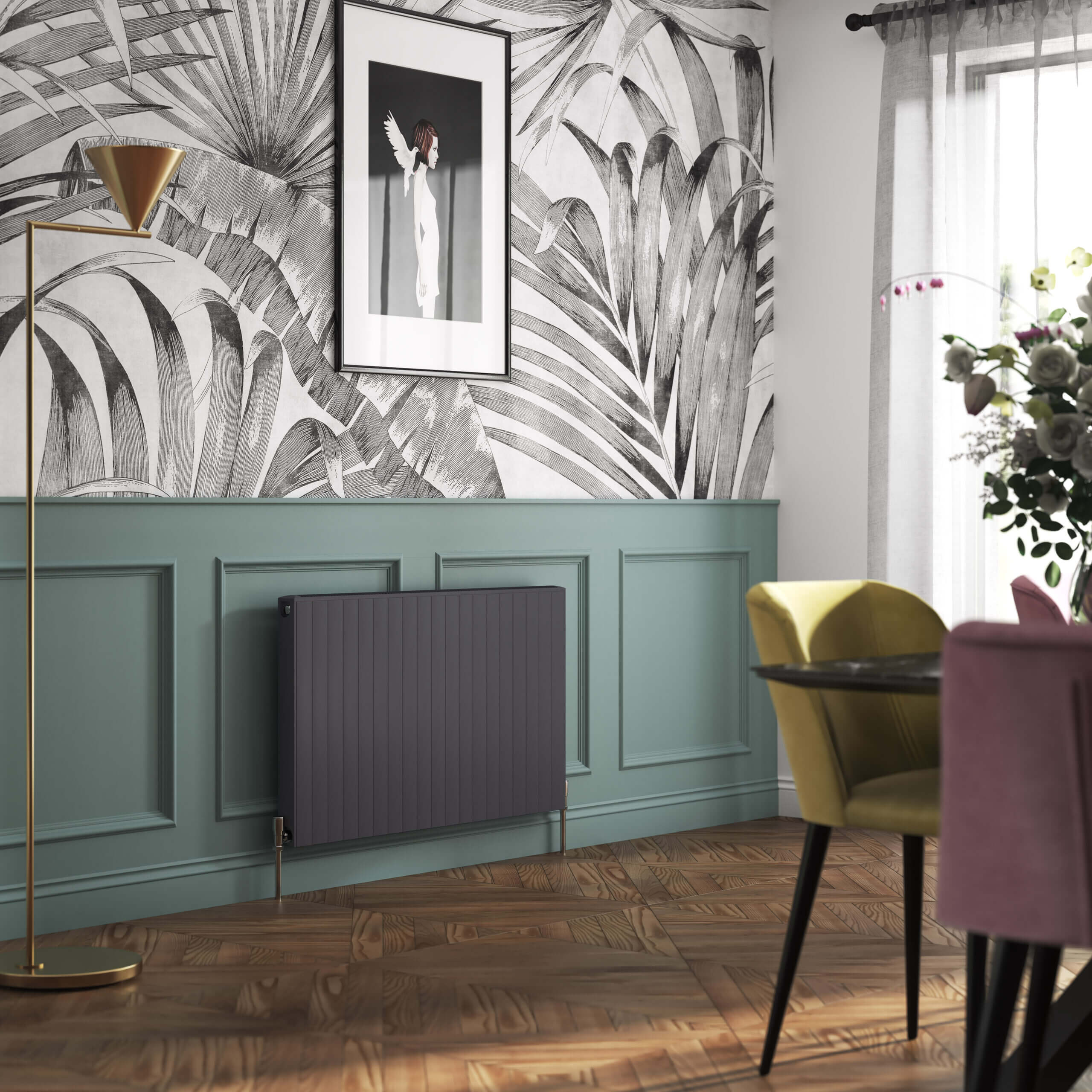 Softline Silhouette Concept Radiators