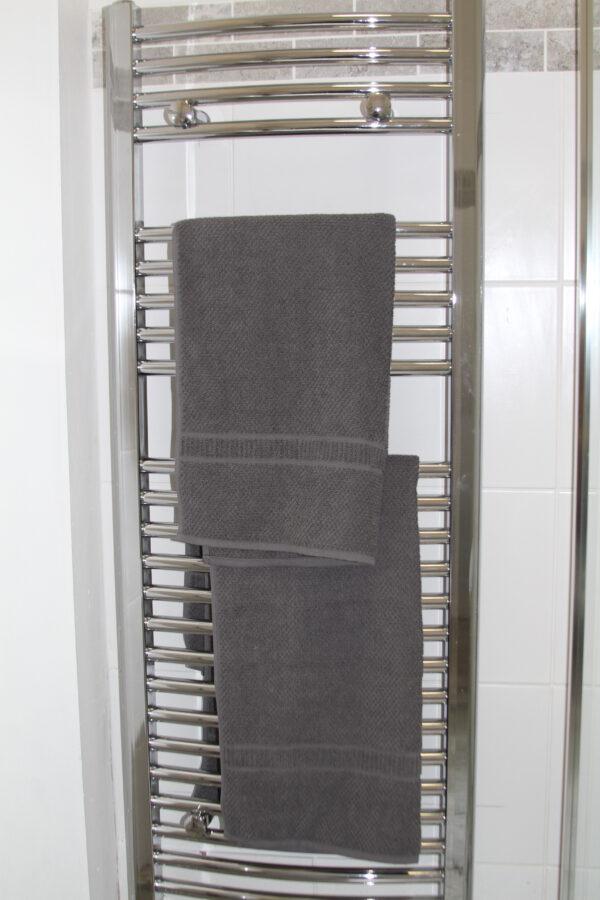 Stelrad Classic Towel Rail - Curved