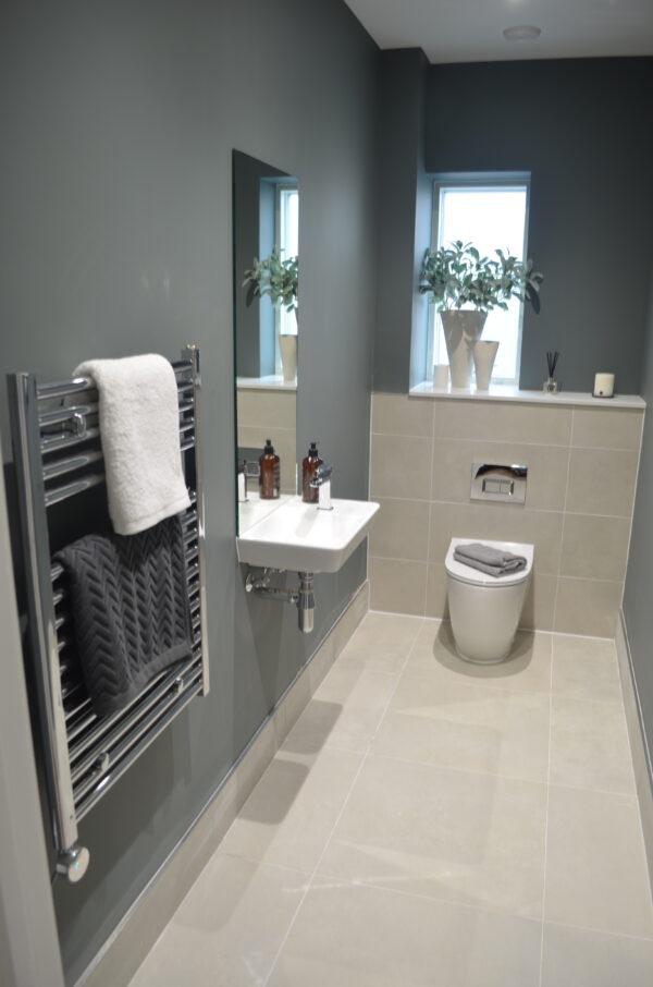 Stelrad Classic Towel Rail - Chrome