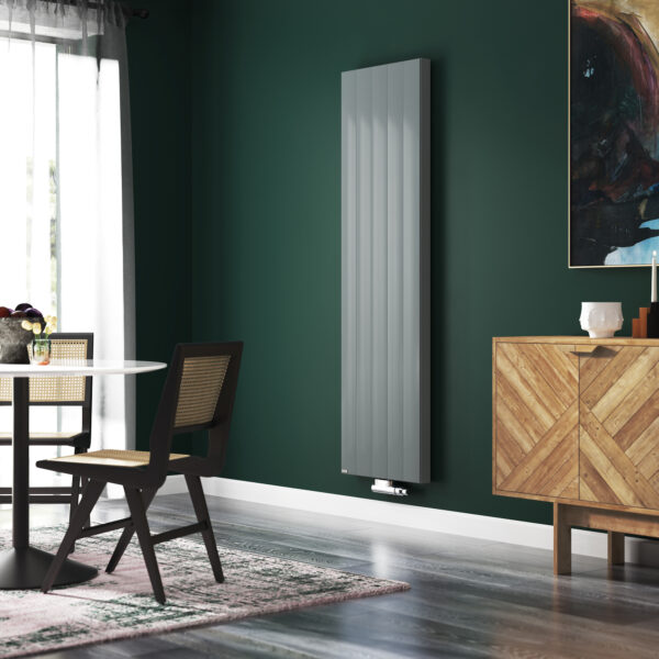 Stelrad Compact With Style Vertical (dove grey) LR