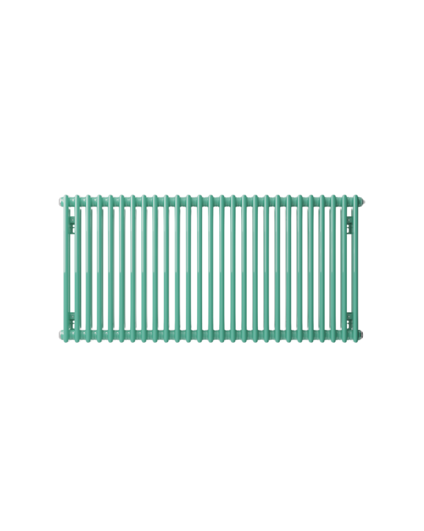Stelrad Classic Column radiator - Turquoise blue