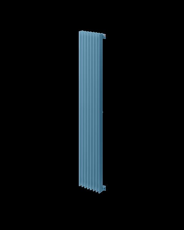 Stelrad Concord Slimline radiator - Pigeon blue
