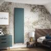 Stelrad Planar Vertical radiator - Green